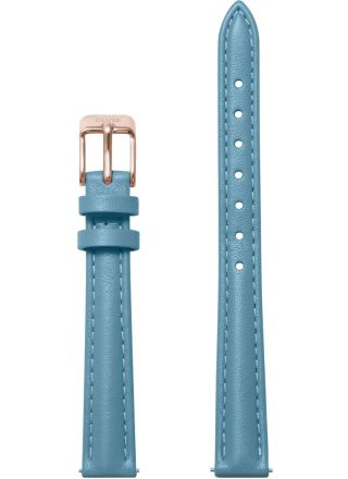 Cluse La Vedette CLS522 Retro Blue/Rose Gold armband 12 mm