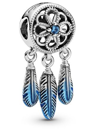 Pandora berlock Blue Dreamcatcher 799341C01