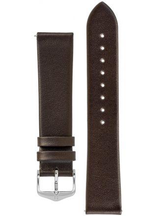 Hirsch Toronto brun klockarmband 037 02 0 10