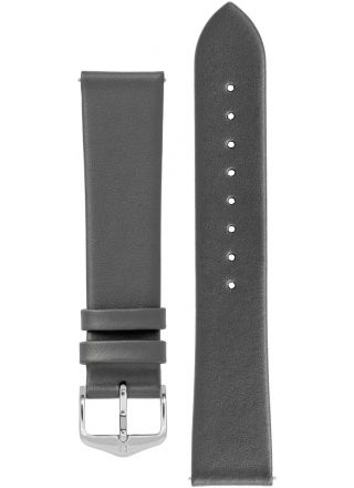Hirsch Toronto grå klockarmband 037 02 0 30