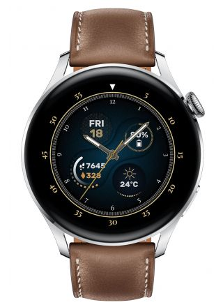 Huawei Watch 3 Active Brown 55026819