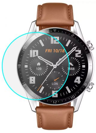Huawei Watch Skärmskydd i härdat glas för GT2 46mm