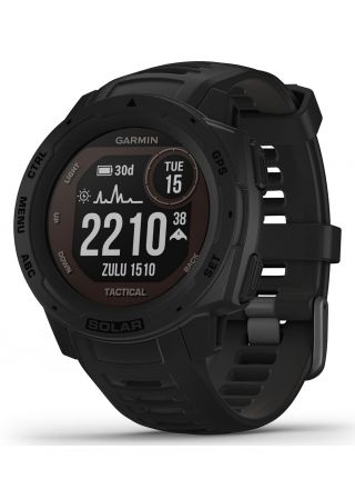 Garmin Instinct Solar Tactical Black smartklocka 010-02293-03