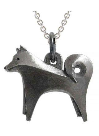 Kaamos Karelsk björnhund halsband 033