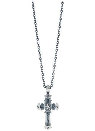 Lumoava 1917 halsband kors L50209000000