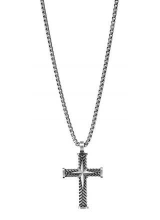 Lumoava Hope cross halsband L50210100000