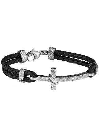 Lumoava Furrow armband L5320409600