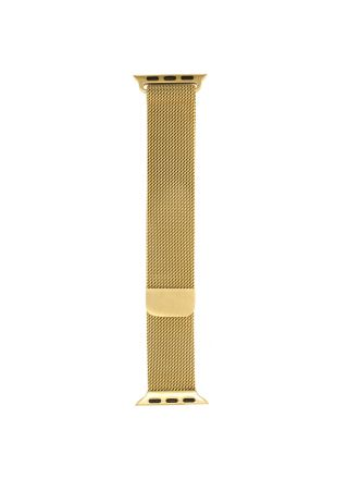 Apple Watch stålarmband loop gult guld