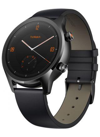 Mobvoi TicWatch C2 Onyx Wear OS smartklocka