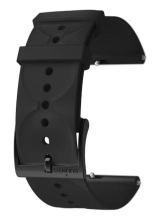 Suunto 3 Fitness All black silicone strap SS050058000