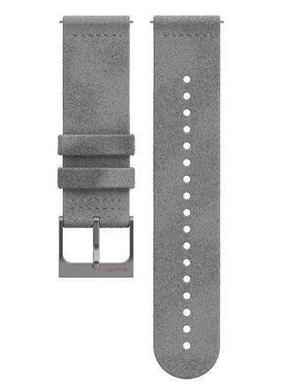 Suunto 9 Peak Urban 5 Stone Gray mikrofiberarmband 22 mm SS050700000
