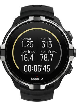 Suunto Spartan Sport Wrist HR Baro Stealth
