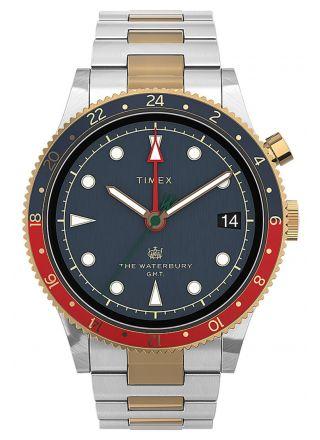 Timex Waterbury Traditional GMT TW2U90600