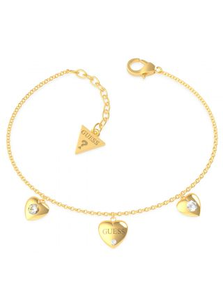 GUESS Is for Lovers armband UBB70038-S