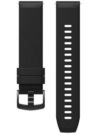 COROS Apex 42 mm silikonarmband svart WAPXs-WB-BLK
