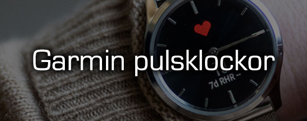 Garmin sykemittarit